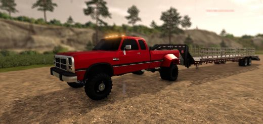 EXP19 DODGE EXTCAB 1STGEN PACK V1.0