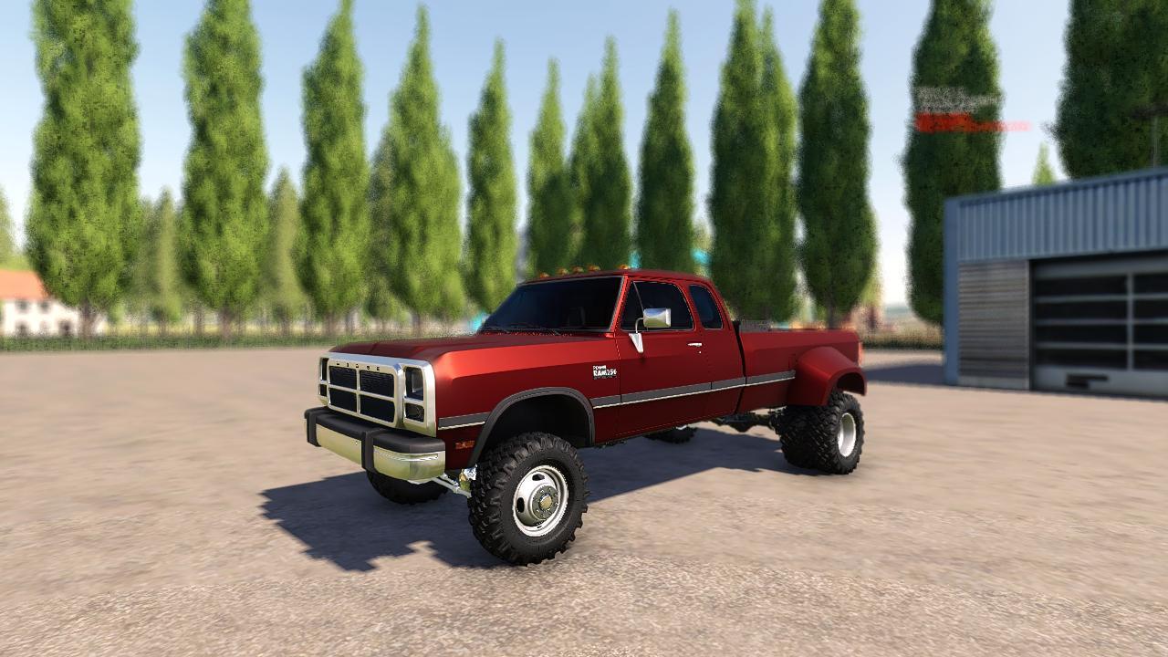 Exp19 Dodge Extcab 1stgen V2 0 Fs19 Mod Fs19 Net