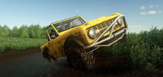 EXP19 FORD BRONCO'66 CRAWLER V1.0