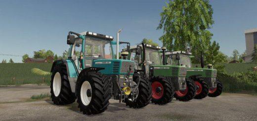 FENDT FARMER 300 PACK V1.0