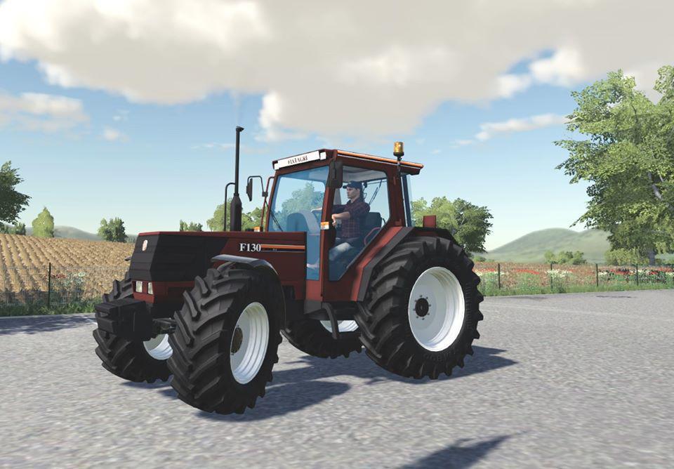 FIAT AGRI F130 V1.0