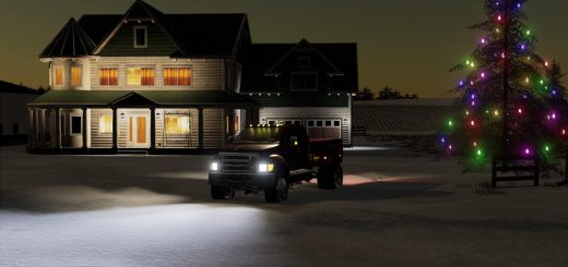 FORD F650 LIFTED V1.0