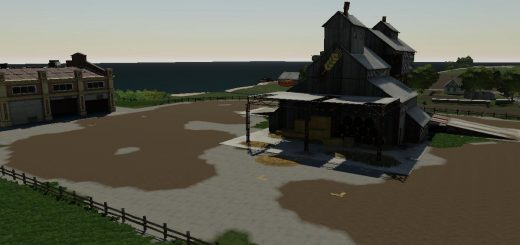FS19 BALTICSEA BY RYC V1.0