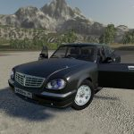GAZ 31105 VOLGA V1.0