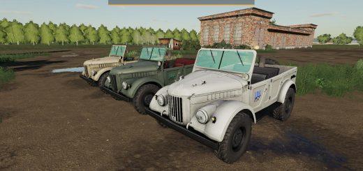 GAZ-69 V1.0