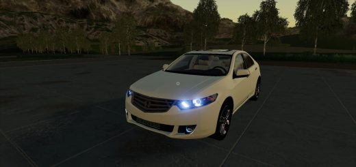 HONDA ACCORD 2009 V1.0