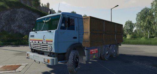 KAMAZ 5320 MARKELOV V1.0