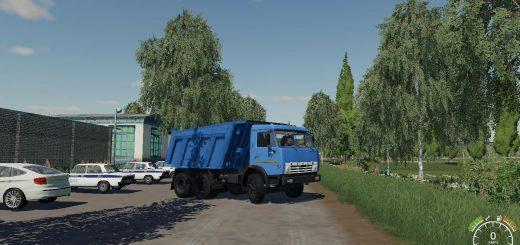 KAMAZ 55111 V1.7