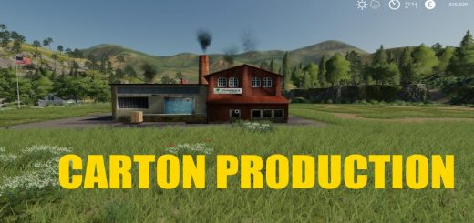 CARTON PRODUCTION V1.0