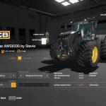 MOD UPDATE JCB 8330 BY STEVIE