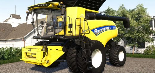 NEW HOLLAND CR SERIES V1.0