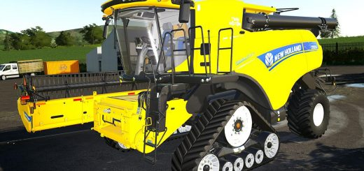 NEW HOLLAND CR10.90 AMERICAN V1.0