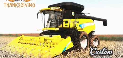 NEW HOLLAND CR9000 V1.0