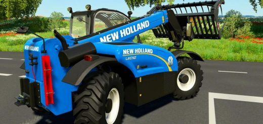 NEW HOLLAND LM7 42 & TH7 42 V1.0
