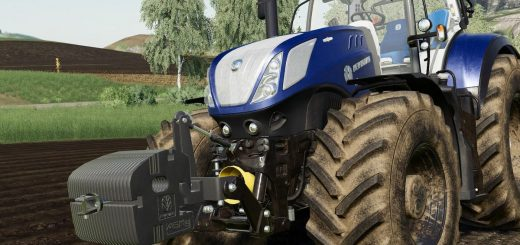NEW HOLLAND WEIGHT V1.0