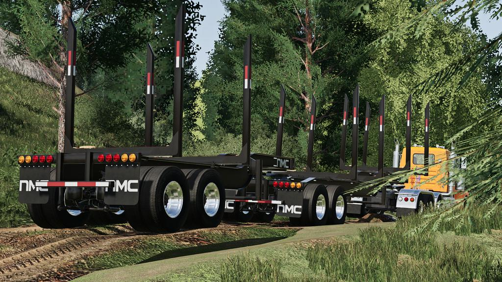 NMC US LOG TRAILERS V1.0