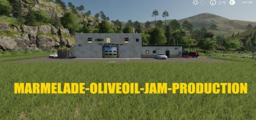OLIVEOIL PRODUCTION V1.0