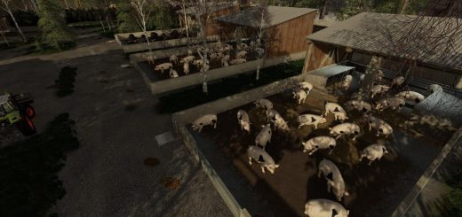 OUTDOOR PIGLET HUSBANDRY V1.0