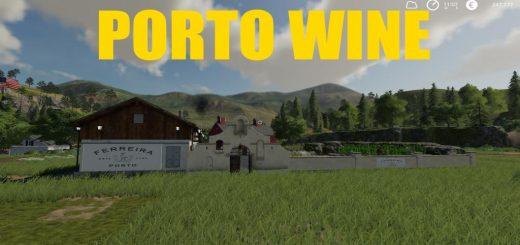 PORTO WINE V1.0