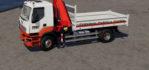 RENAULT TRUCK TP FS19 V1.0