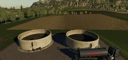 SLURRY AND DIGESTATE STORAGE V1.0
