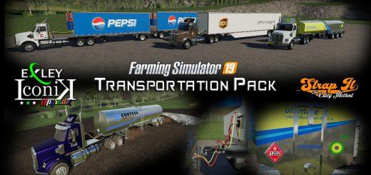 TRANSPORTATION PACK V1.0