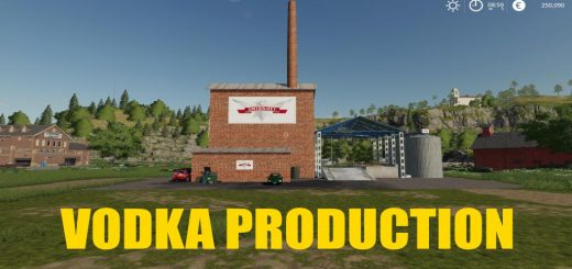 VODKA PRODUCTION V1.0