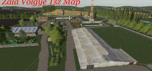 ZALA VOLGYE TSZ MAP V1.0
