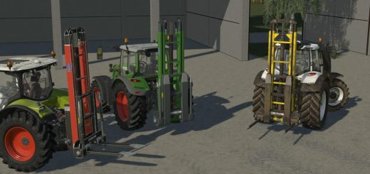 3 POINT FORKLIFT V1.0