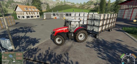 AUTOLOAD PACK WITH 3 TIERS OF PALLET LOADING V1.0