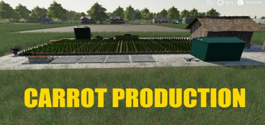 CARROT PRODUCTION V1.0