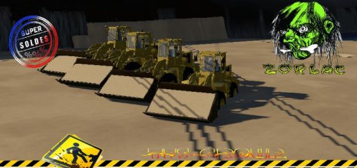 CAT WEEL LOADERS OLD PACK V1.2