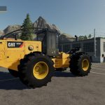 CATERPILLAR 535D WINCH SKIDDER V1.0