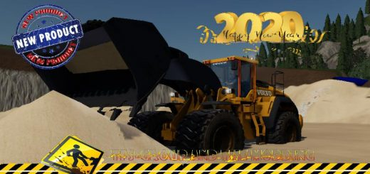 CHARGEUSE VOLVO L350H V1.5