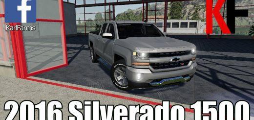 CHEVROLET SILVERADO 1500 V1.0