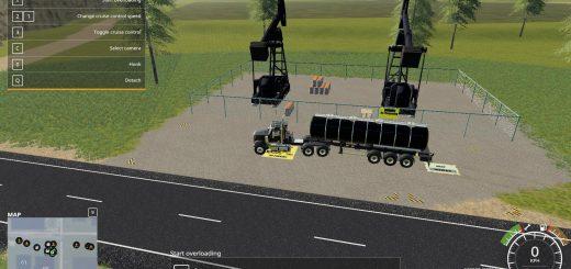 CRUDE OIL PUMP V1.1