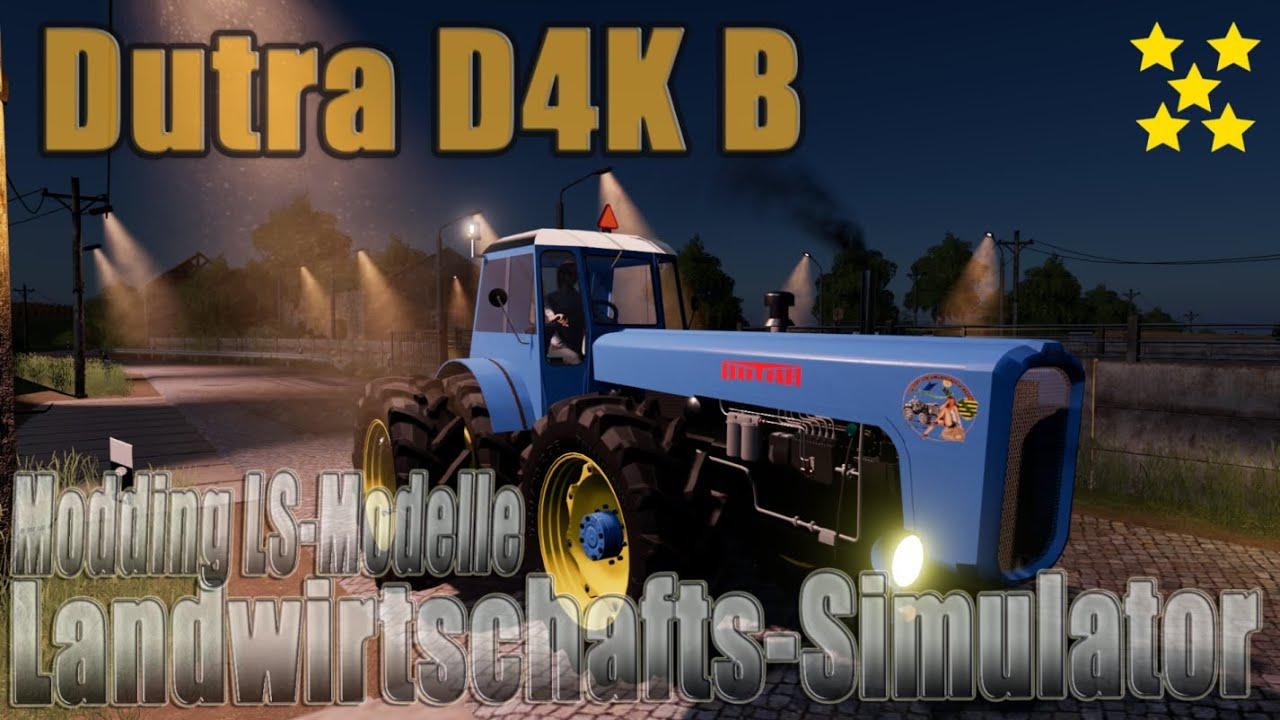 DUTRA D4K B V1.0