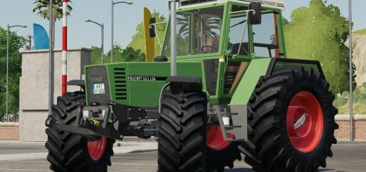 FENDT FAVORIT 600 LSA PACK V1.2