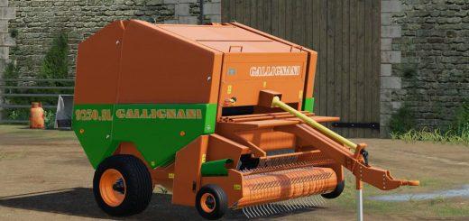 GALLIGNANI 9250 SL V1.0