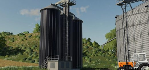 GRAIN SILO EXTENSION V1.0
