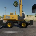 LIEBHERR LH40 HIGH STACKER V1.0