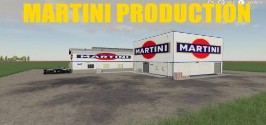 MARTINI PRODUCTION V1.0