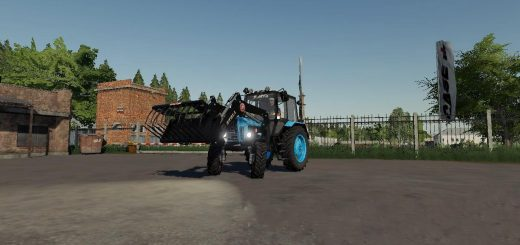 MTZ 82.1 TURBO V1.1