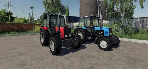 MTZ 820 & 1025 V2.0.6