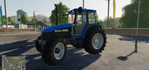 NEW HOLLAND L95 V1.0.0.1