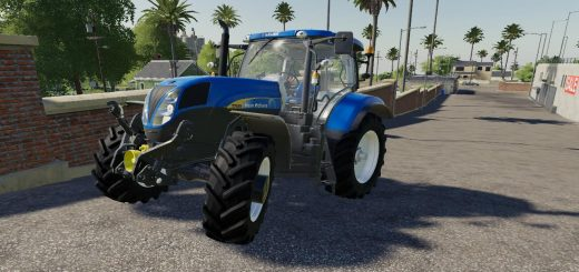 NEW HOLLAND T SERIES PACK V1.0