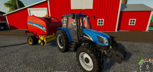 NEW HOLLAND TL-A AND T5000 PACK V1.0