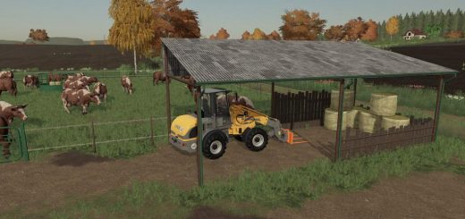 OUTDOOR COW PASTURE V1.0