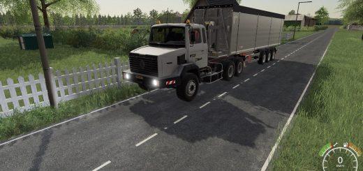 RENAULT C280 MODUL TRUCK V1.0
