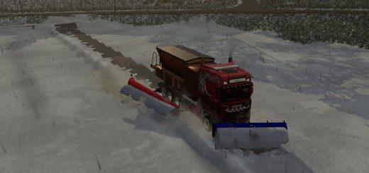 SCANIA NG SNOWREADY V2.0